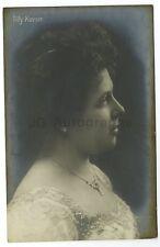 Tilly Koenen - Mezzo Soprano - Vintage Silver Print Postcard