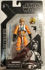 Star Wars The Black Series Archive * Luke Skywalker * 6 Inch Action Figure NIB!