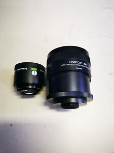 Schneider Componon-S 50mm f2.8 Enlarger Lens with unifoc 58 helicoid