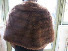 VTG/MINT/russian /barguzin sable capelet, cape/shawl/stola, /freesize/not mink!