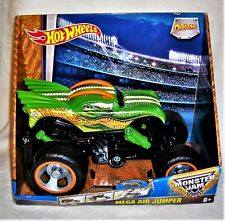 ©2015 Mattel Hot Wheels® Mega Air Jumpers Dragon™ Monster Jam Truck P3080 NIB