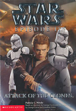 Star Wars: Attack of the Clones by Patricia C. Wrede (Paperback)