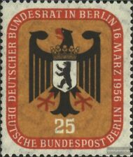 Berlin (West) 137 postfrisch 1956 Bundesrat