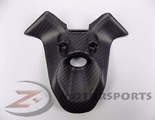 Ducati 848 1098 1198 Ignition Key Case Cover Dash Panel 100% Carbon Fiber Matte
