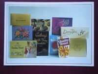 POSTCARD  CARTONS THRO THE AGES (3)