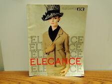 Elegance Magazine Spring 1963-Haute Couture-Patou-Griffe-Cardin