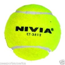Nivia Heavy Tennis Balls Zee Sports Cricket Balls 145 Grms