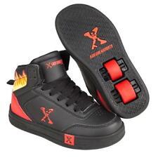 Sidewalk By Heelys Sport Hi Top Boys Skate Shoes Uk 3 Us 4 Eu 35 Cm 22 Ref 6417
