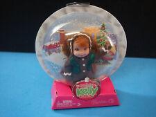 Happy Holidays Miranda Kelly doll Gingerbread #K9188 New 2007 Target
