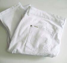 Celebrity Pink Womens Plus Skinny Jeans White Sz 14 - NWT
