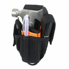 Universal Multi Pockets Tool Holster Sheath Tool Organizer MOLLE Pouch
