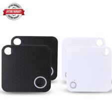 4Pack Anti-Lost Tracker Mini Bluetooth Key Finder Smart Mate Slim GPS Locator