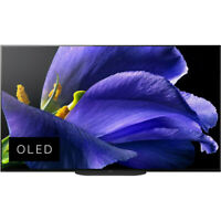 "Sony XBR-77A9G 77"" MASTER BRAVIA OLED 4K HDR Ultra Smart TV (2019 Model) - Open"