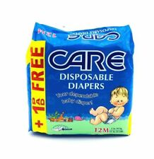 Disposable Diapers 12's + 1 MEDIUM