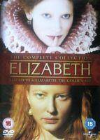 Elizabeth/Elizabeth - The Golden Age [DVD][Region 2]