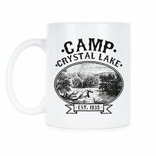 Camp Crystal Lake Mug Horror Movie Mug