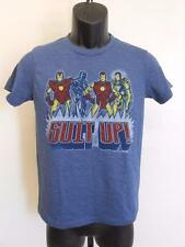 "NEW AVENGERS IRONMAN ""SUIT UP"" YOUTH SIZE M MEDIUM SHIRT MARVEL 70KC"