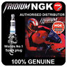 NGK Iridium IX Spark Plug fits TRIUMPH Daytona 675 Triple 675 12/08->12 [CR9EIX]