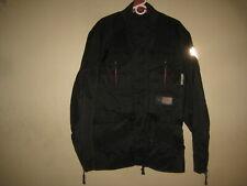 Harley Davidson FXRG 3M Scotchlite Reflective Materail Jacket Belted Men's SZ M