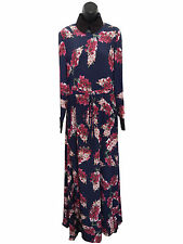 Silk Floral Maxi Dresses for Women