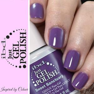 GENUINE IBD Just Gel Soak Off UV LED Gel Nail *SWEET SANCTUARY* 14ml