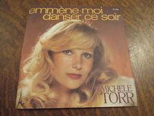 45 Tours Michele Torr - Emmene-moi danser ce soir
