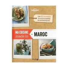 Ma cuisine made in Maroc
