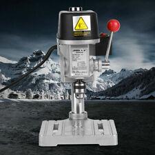 340w Drill Press Bench Workbench 220v 0.6-6.5mm Drilling Machine 25mm 0-16000rpm