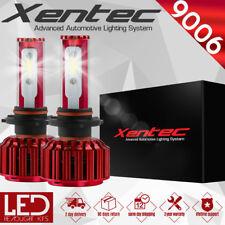 XENTEC LED HID Headlight Conversion kit 9006 6000K for 1993-2013 Toyota Corolla