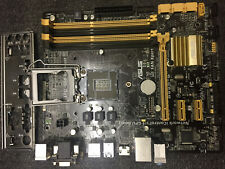 Asus B85M-G Socket 1150 Motherboard with i/o Shield