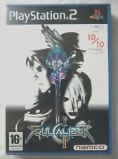 65013 Soulcalibur II - Sony PS2 Playstation 2 (2003) SCES 51799