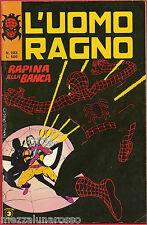 L' UOMO RAGNO 283 - Editoriale CORNO 6 marzo 1981