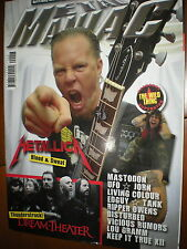Metal Maniac.Metallica,Dream Theater,The Ripper Owens,Mastodon, Disturbed,iii