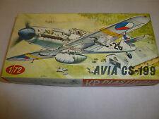 Airplane Model Kit: AVIA CS-199 1/72 by KP Platikovy Russian Model Unbuilt