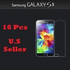 50 pcs Samsung Galaxy S5 HD Clear Screen Protector Film Guard i9600