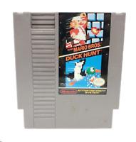 Super Mario Bros / Duck Hunt Nintendo NES Game Cartridge Only