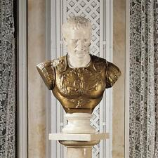 Design Toscano Julius Caesar Sculpture