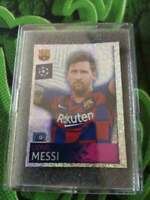 TOPPS CHAMPIONS LEAGUE 2019/20 LIONEL MESSI N#44  STIKER MINT