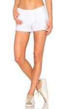 J Brand Sz 26 Distressed Cut-Off Short Vixen White Shorts