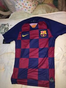 Men's Barcelona Stadium Shirt 19/20 XS