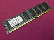 256MB Samsung M368L3223FTN-CCC PC3200 400MHz DDR1 Non-ECC memoria RAM fija