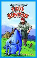 Paul Bunyan (Jr. Graphic American Legends)-ExLibrary
