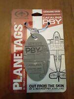 PBY Catalina Plane Tag Aircraft Skin World War 2 Veteran! #1234/5000 Free Ship