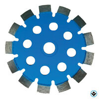 "2Pk 4.5""x.250 Tuck point diamond blade wide ugullet for mortar concrete masonry"