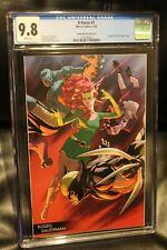 X-Force #1 CGC 9.8 Dauterman Young Guns Variant 2020 Marvel Comics X-Men