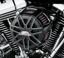 Harley Davidson Screamin' Eagle Chisel Extreme Billet Air Cleaner Kit 29400116
