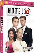 HOTEL 52 - sezon 1 - 4 DVD BOX - Polen,Polnisch,Polska,Poland,Polonia,Polski