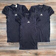 New listing Lot of 3 Adidas Techfit Primeknit Football Jersey Size LARGE $130 RETAIL M99580