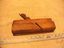 Antique Wood Molding Plane Marked J.S.W,  21 , J.S. Whittra????