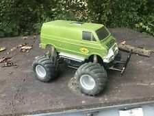Vintage Tamiya RC Lunch Box Monster Truck